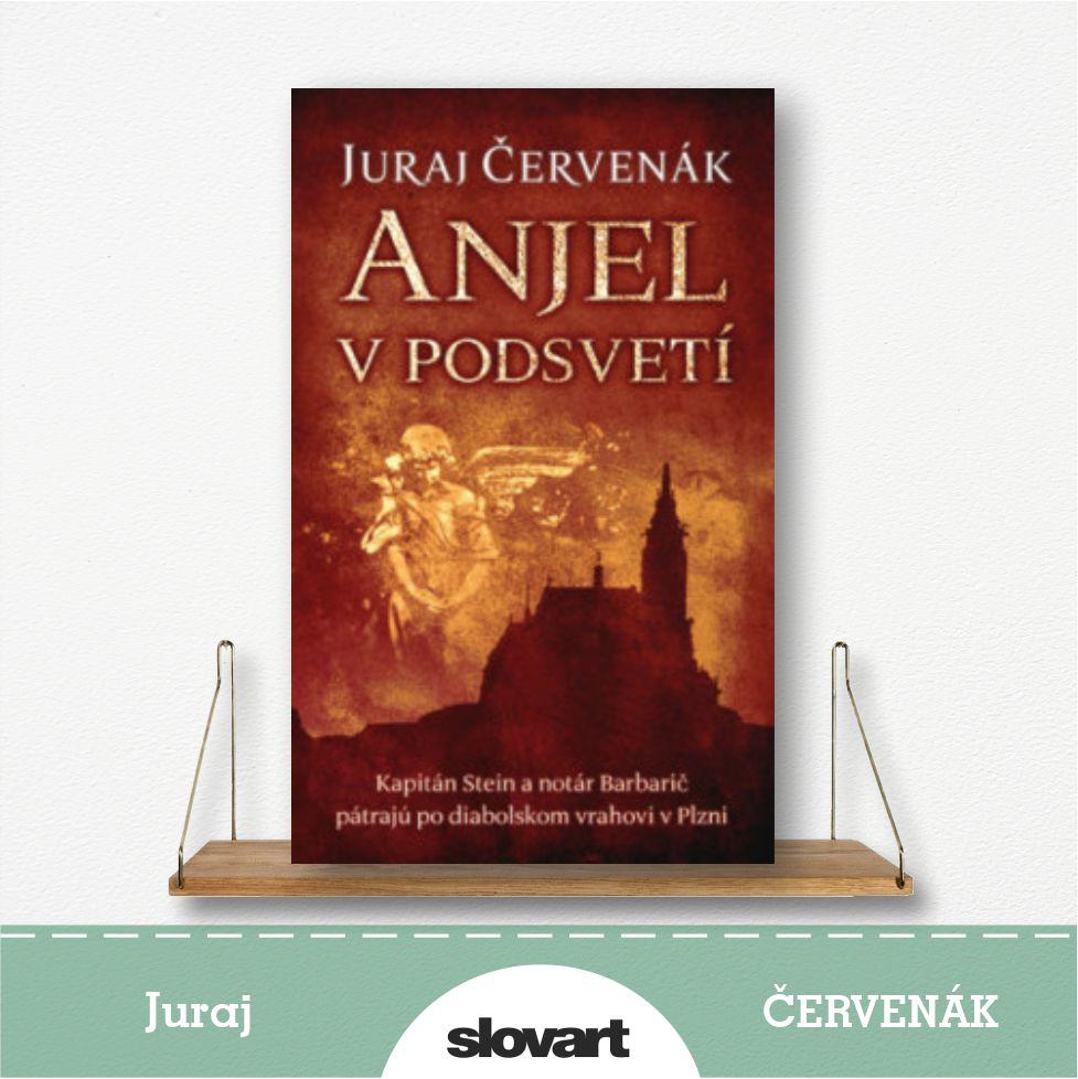 kniha Anjel v podsvetí