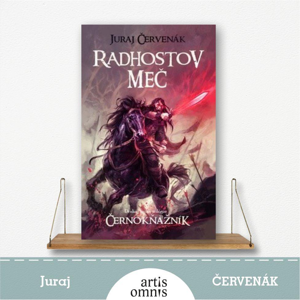 kniha Radhostov meč