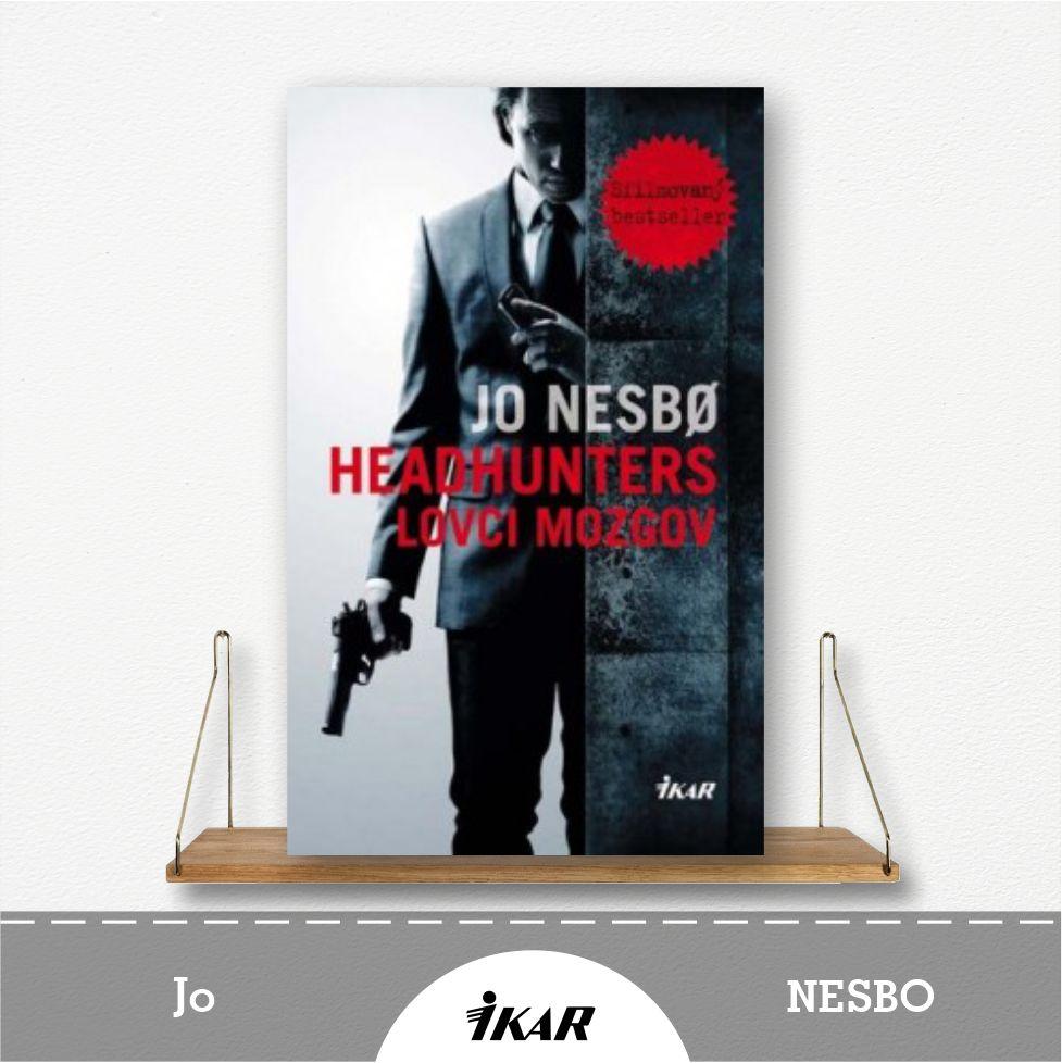 kniha Headhunters: Lovci mozgov od Jo Nesbo