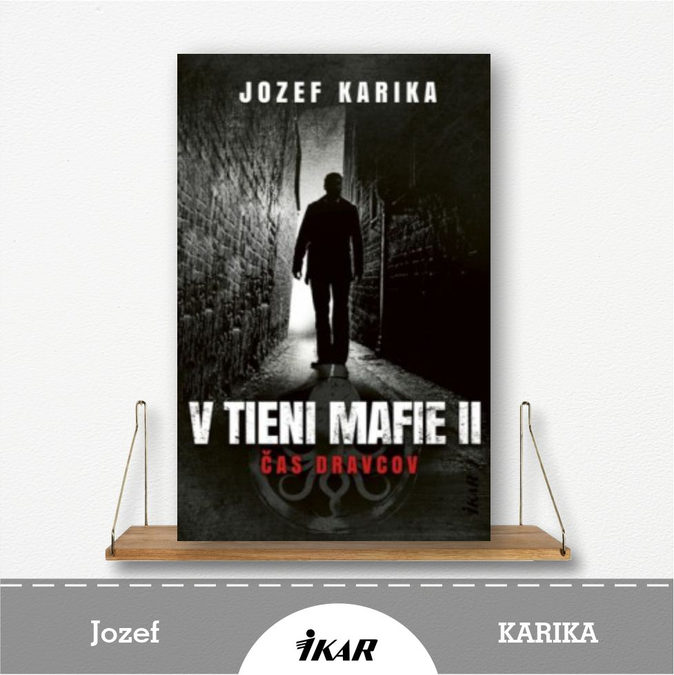 kniha V tieni mafie II