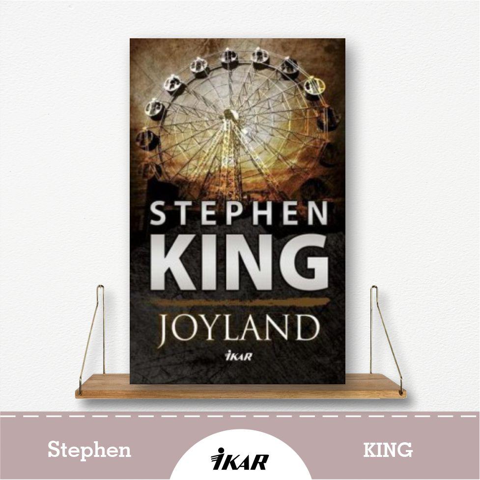 kniha Joyland