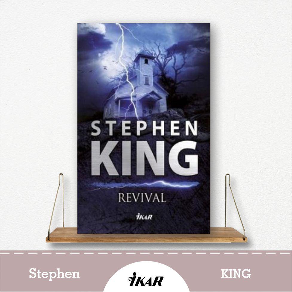 kniha Revival