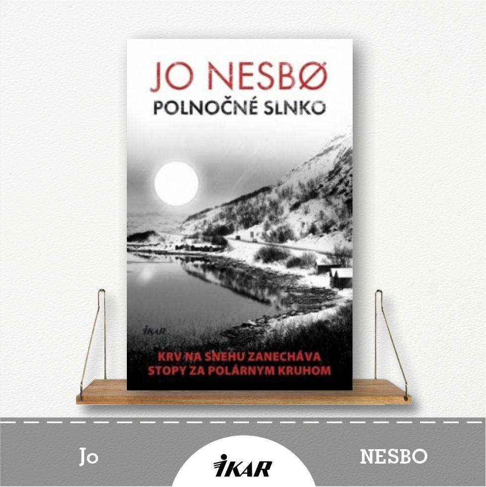 kniha Polnočné slnko od Jo Nesbo