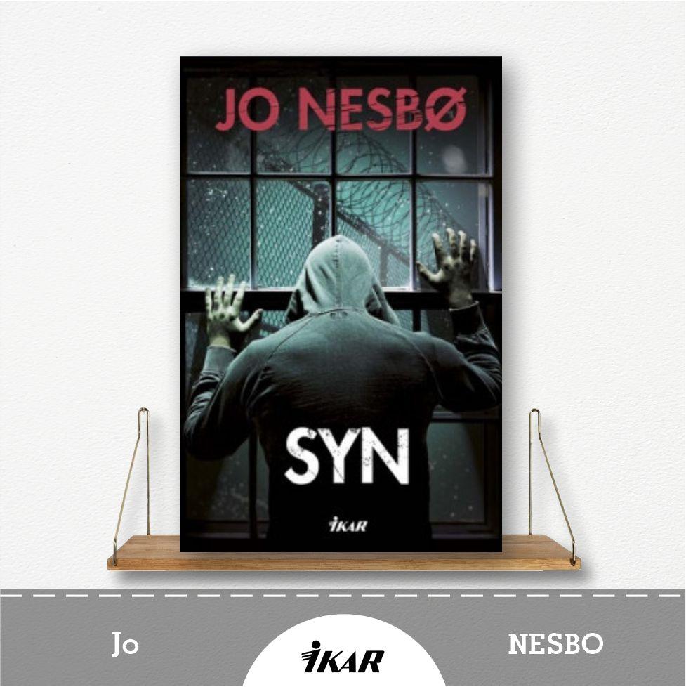 kniha Syn od Jo Nesbo