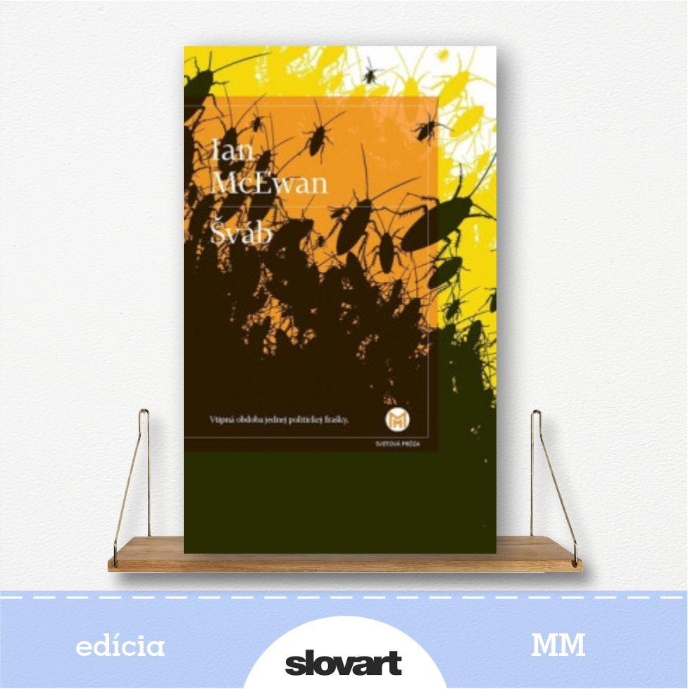 kniha Šváb - edícia MM