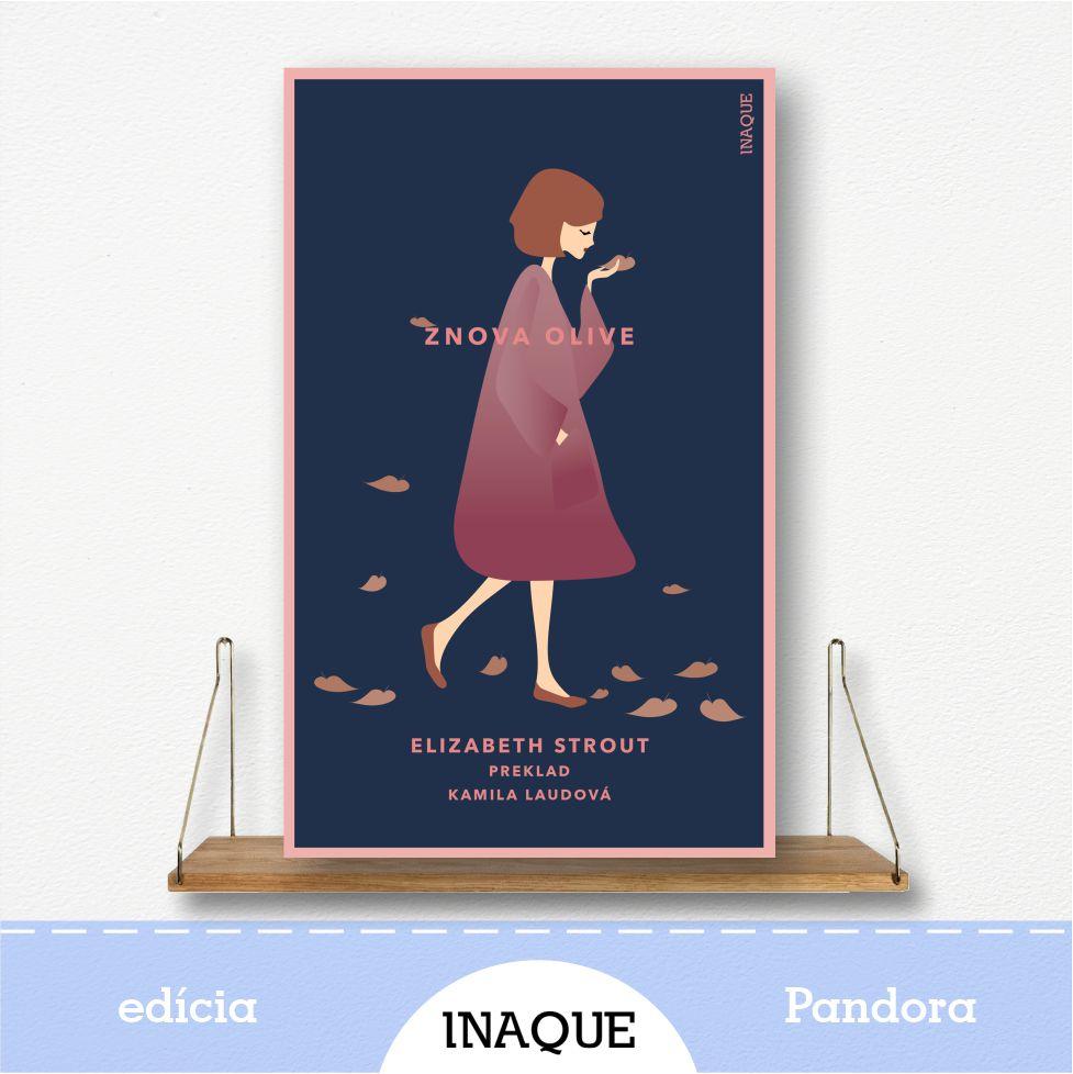 kniha Znova Olive, edícia Pandora