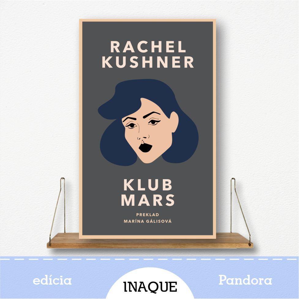 kniha Klub Mars, edícia Pandora