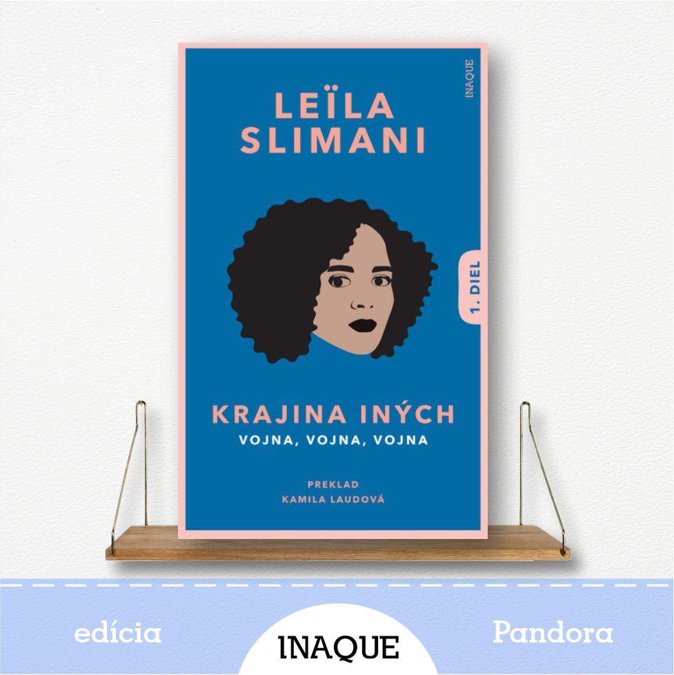 kniha Krajina iných, edícia Pandora