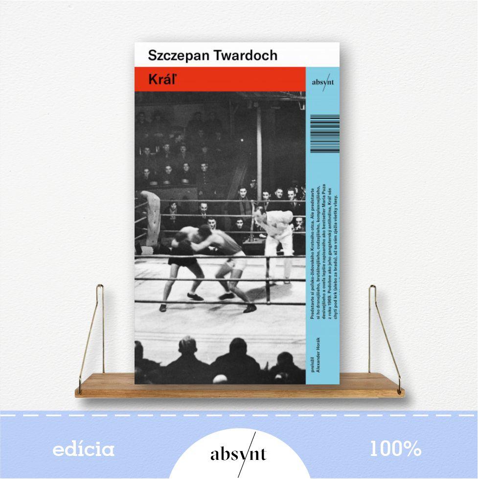 kniha Kráľ - edícia 100%