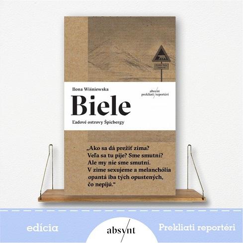 kniha Biele - reportážna literatúra