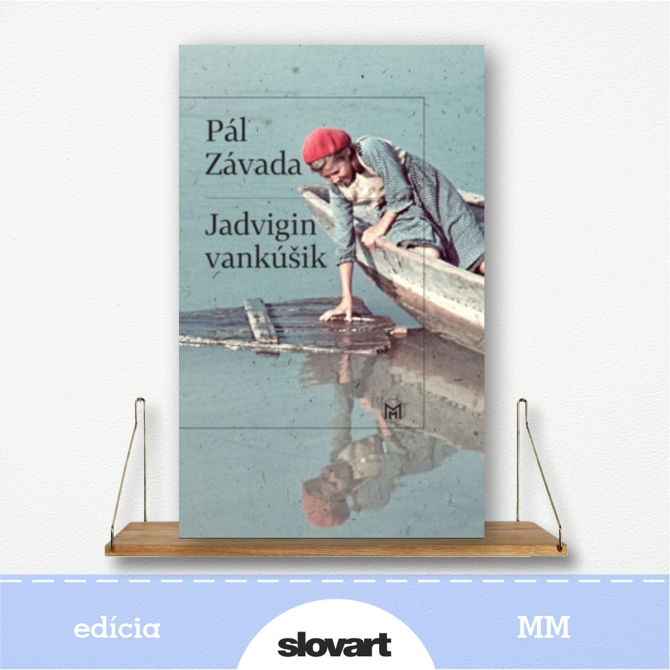 kniha Jadvigin vankúšik - edícia MM