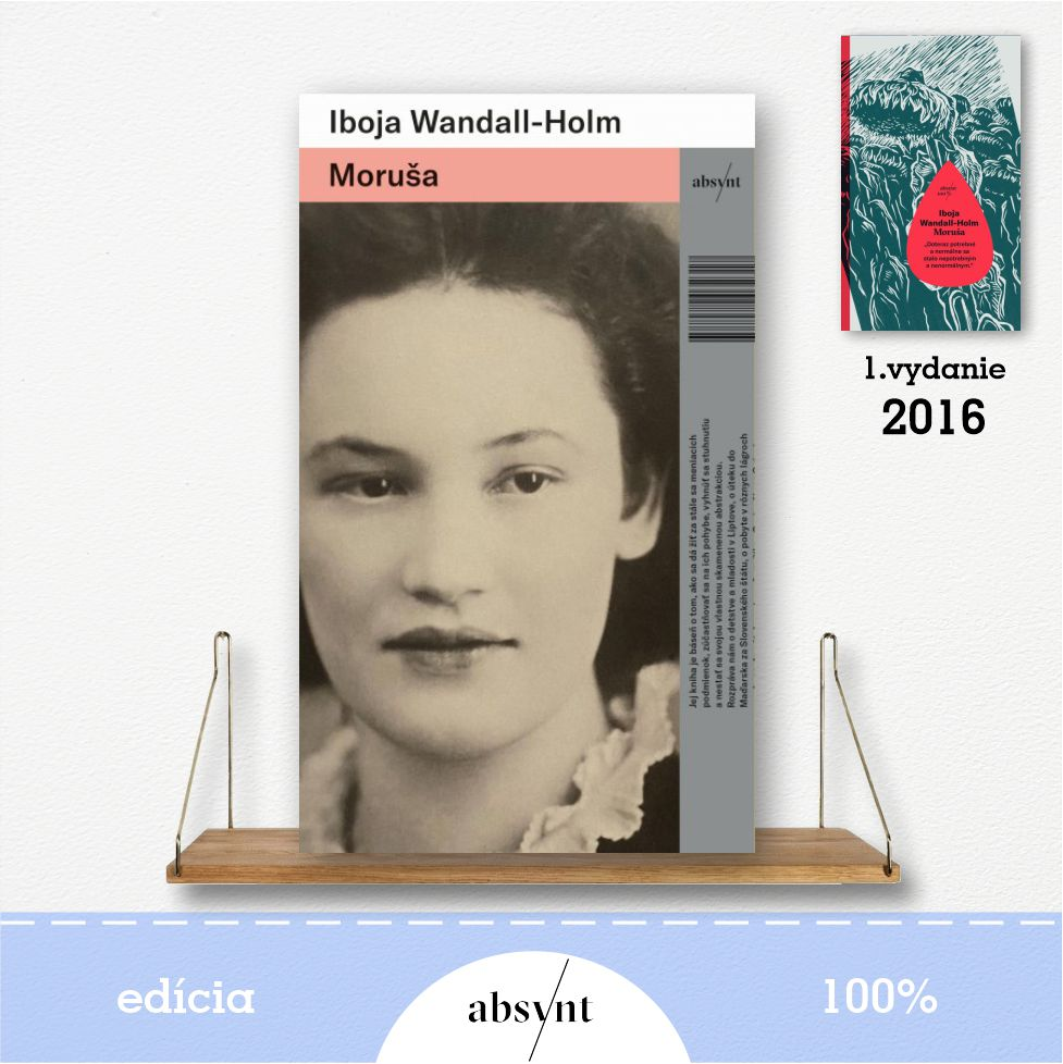 kniha Moruša - edícia 100%