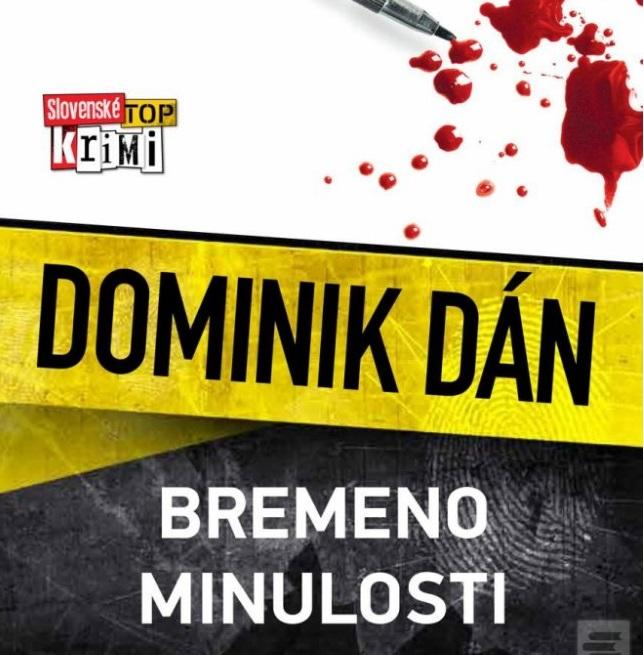 spisovateľ Dominik Dán