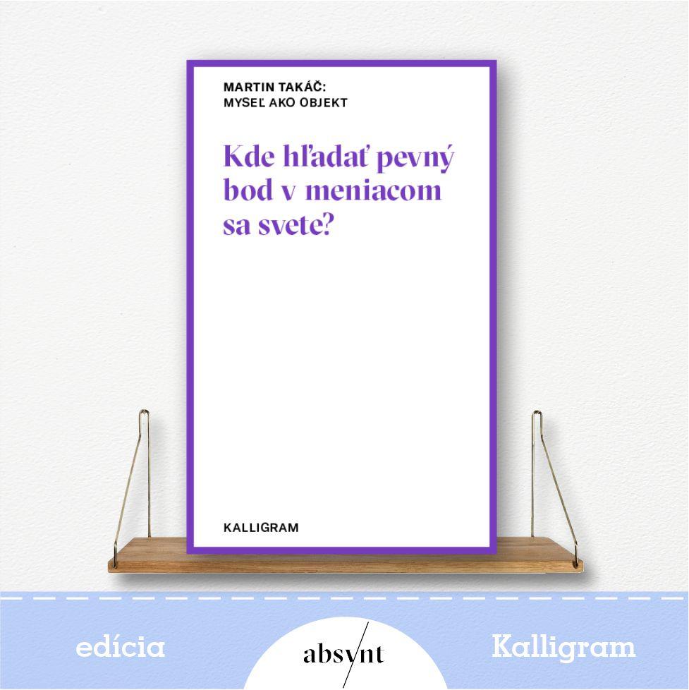 Myseľ a objekt - Kalligram