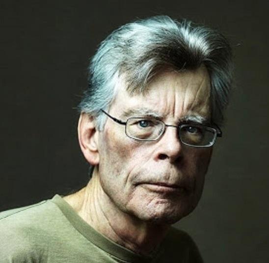 americký spisovateľ hororov Stephen King