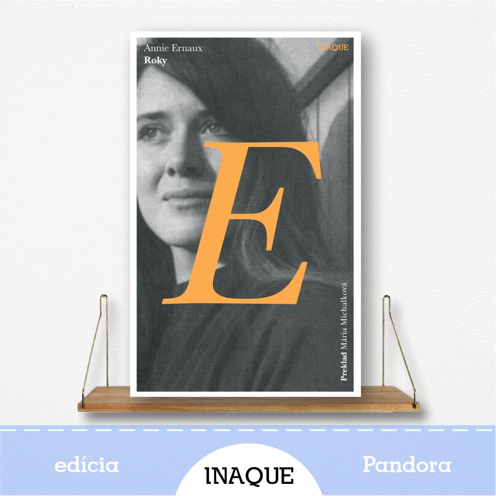 kniha Roky, edícia Pandora