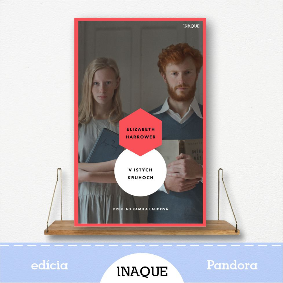 kniha V istých kruhoch, edícia Pandora