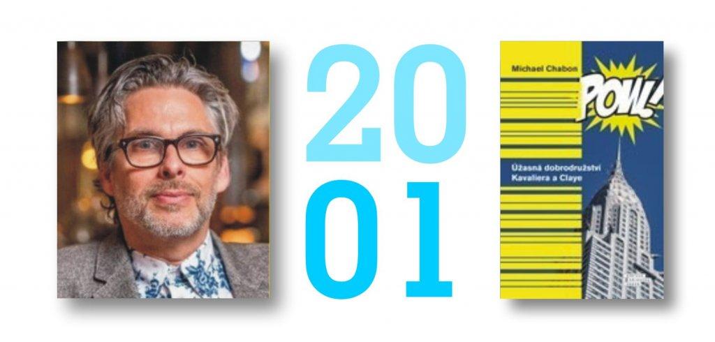 Michael Chabon, Pulitzerova cena za rok 2001