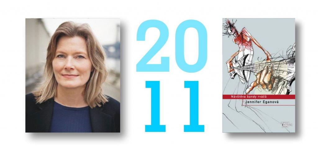 Jennifer Egan, Pulitzerova cena za rok 2011