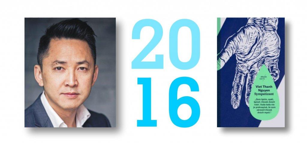 Vieth Thanh Nguyen - Sympatizant, Absynt, Pulitzerova cena za rok 2016