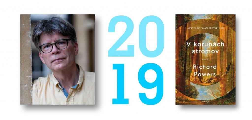 Richard Powers - V korunách stromov, Premedia, Pulitzerova cena za rok 2019